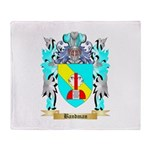Bandman Throw Blanket