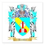 Bandler Square Car Magnet 3