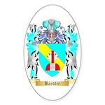 Bandler Sticker (Oval 50 pk)