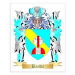 Bandle Small Poster