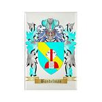 Bandelman Rectangle Magnet (100 pack)