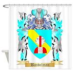 Bandelman Shower Curtain