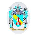 Bandelman Ornament (Oval)
