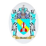 Bandel Ornament (Oval)