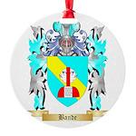 Bande Round Ornament