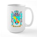 Banda Large Mug