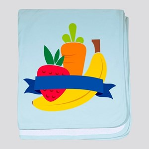 Produce baby blanket