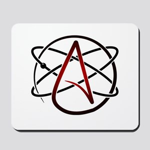 Modern Atheist Atomic Color Mousepad