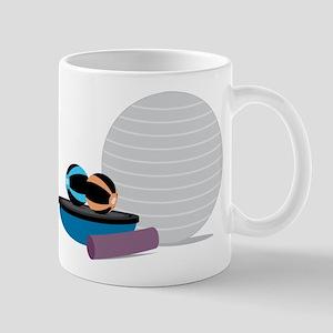 Workout Equipment Mug