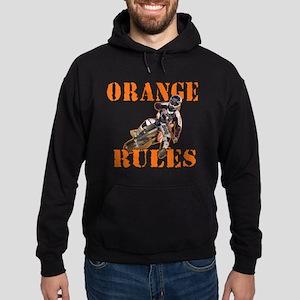 Orange Rules Hoodie