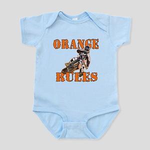 Orange Rules Body Suit