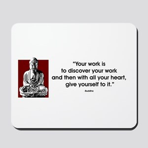 Your work... Mousepad