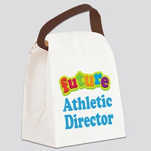 Future Athletic Director Canvas Lunch Bag