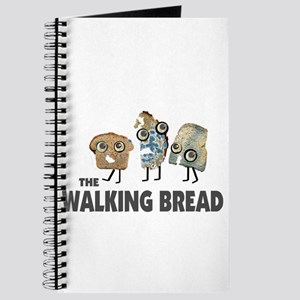 the walking bread Journal