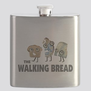 the walking bread Flask