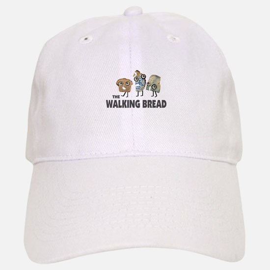 the walking bread Baseball Baseball Baseball Cap