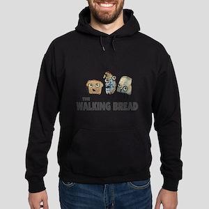 the walking bread Hoodie