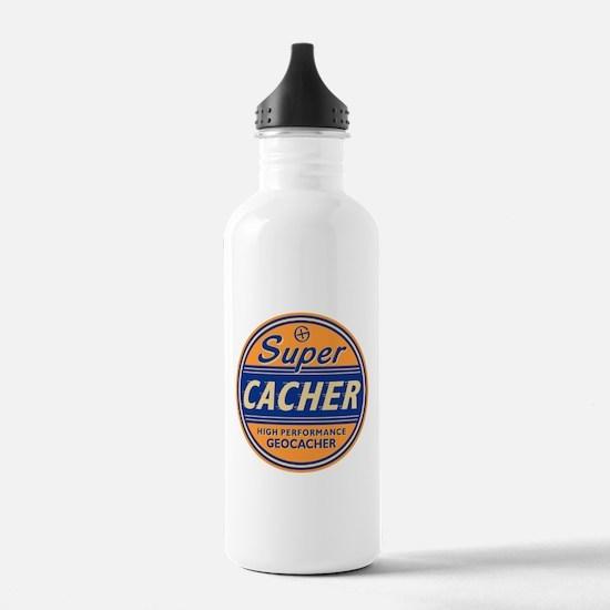 Cute Geocaching Water Bottle