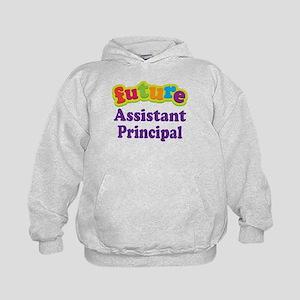 Future Assistant Principal Kids Hoodie