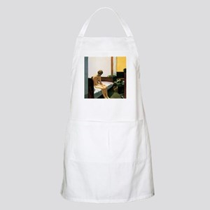 Edward Hopper Hotel Room Apron