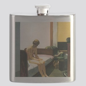 Edward Hopper Hotel Room Flask