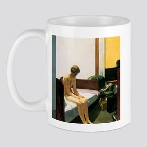 Edward Hopper Hotel Room Mug