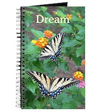 Swallowtail Butterfly Dream Journal