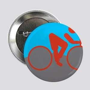 """Cycling road 2.25"""" Button"""