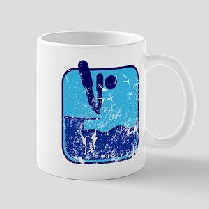 Turmspringen (used) Mug