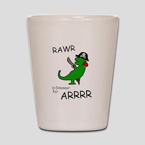 RAWR is Dinosaur for ARRR (Pirate Dinosaur) Shot G