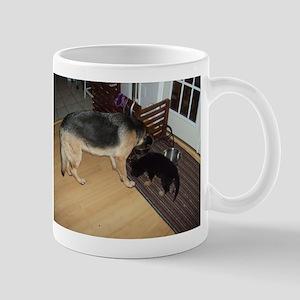 Sasha and 1337 Eat - Mug