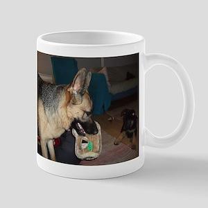 Sasha and 1337 Meet - Mug