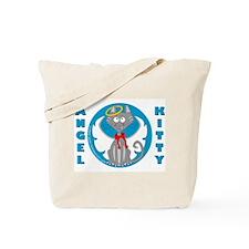 Devil Kitty / Angel Kitty Tote Bag