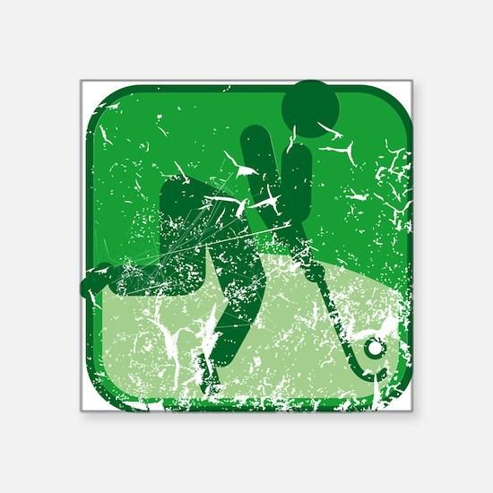 Feldhockey (used) Sticker