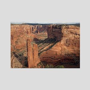 Spider rock, Arizona - Rectangle Magnet