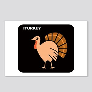 ITURKEY Postcards (Package of 8)