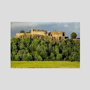 Stirling Castle, Scotland, UK - Rectangle Magnet