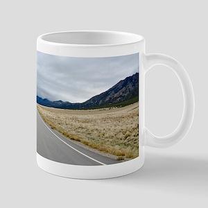 Open Roads Mug