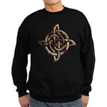 Celtic Rock Knot Sweatshirt (dark)