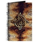 Celtic Rock Knot Journal