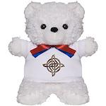 Celtic Rock Knot Teddy Bear