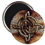 Celtic Rock Knot Magnet