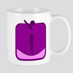 Trampolinspringen Mug