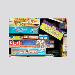 Indoor games - Rectangle Magnet