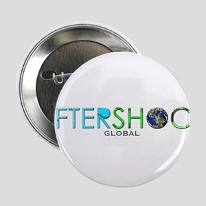 "Aftershock Global White 2.25"" Button"