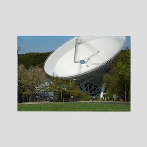 Effelsberg radio telescope - Rectangle Magnet