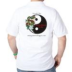 Golf Shirt of the Jasmine Dragon