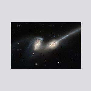 Mice colliding galaxies - Rectangle Magnet