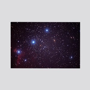 Orion's Belt - Rectangle Magnet