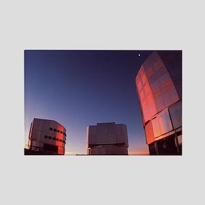 VLT telescopes - Rectangle Magnet
